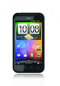 HTC Incredible S Smartphone